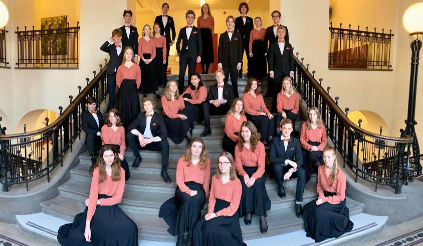 Ung Kör Stockholms Musikgymnasium